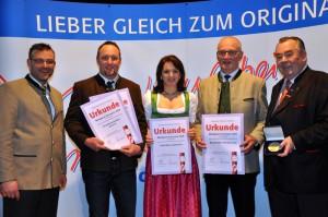 Bayerns beste Metzger ausgezeichnet