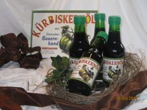 Frisch eingetroffen – Steirisches Kürbiskernöl